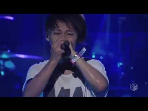 UVERworld - THE OVER (LIVE) - YouTube