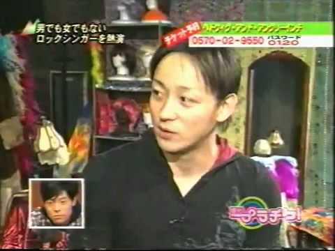 週刊プラチケ(ヘドウィグ・アンド・アングリーインチ)/山本耕史 - YouTube