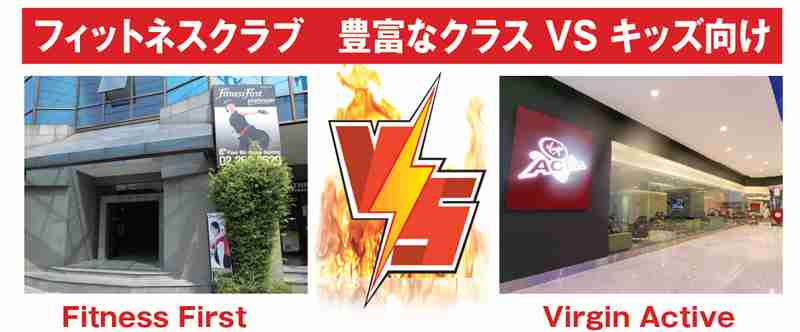VOL.46 フィットネスクラブ 豊富なクラス VS キッズ向け - ワイズデジタル【タイで働く人のための情報サイト】