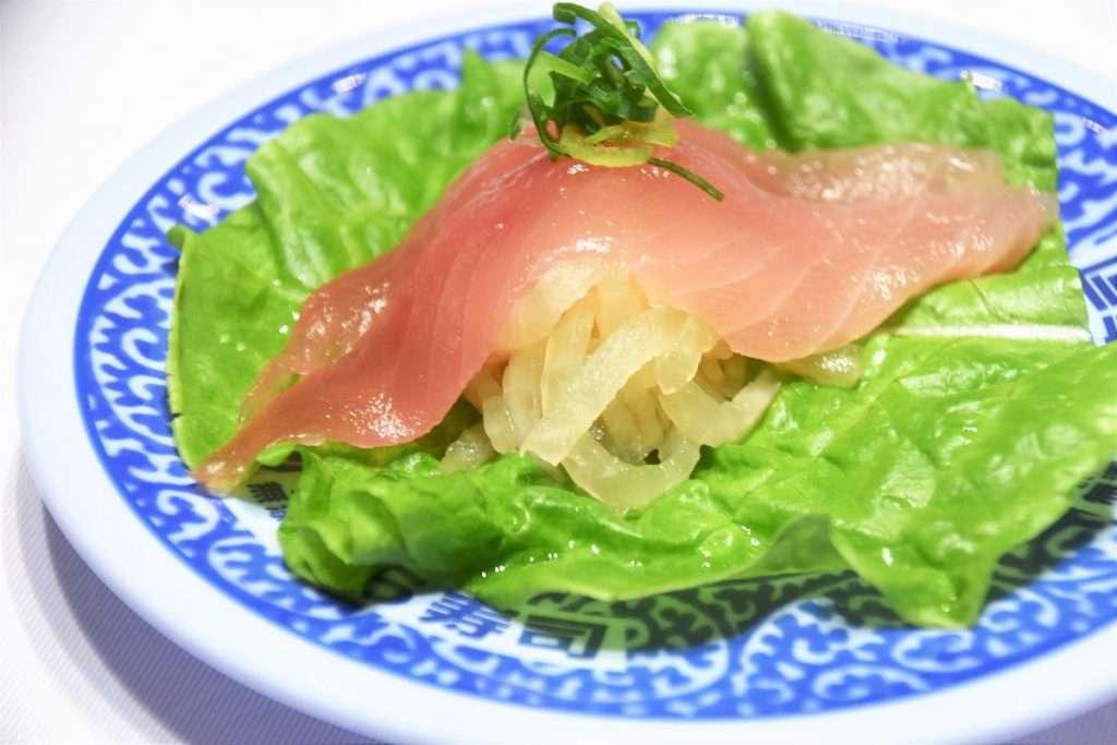 くら寿司がシャリ抜きの寿司・麺抜きのらーめんを開発 8月31日より糖質制限メニューを販売へ