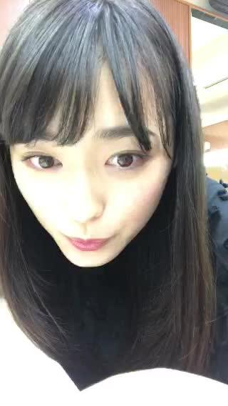 福原遥スタッフ(公式) was LIVE