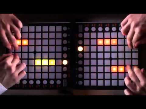 Nev Plays With Himself  Zedd   Spectrum Ft  KDrew Remix Launchpad S Cover - YouTube