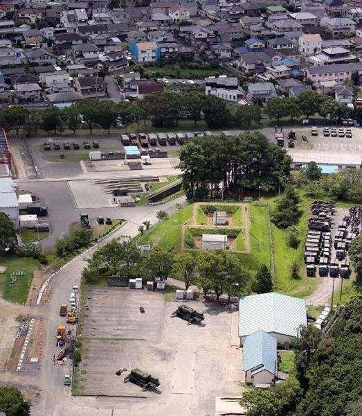 【北ミサイル】「こんな田舎で世界的緊迫」PAC3、中四国4県展開で住民の不安、怒りピーク - 産経WEST