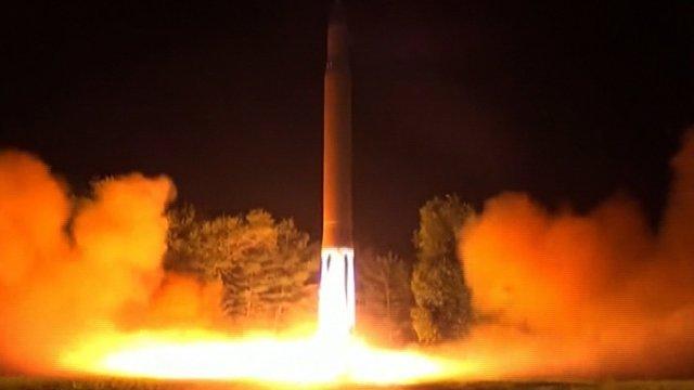 CNN.co.jp : 北朝鮮ミサイル落下の直前、仏旅客機が付近を通過 航空機への危険浮き彫りに - (1/2)