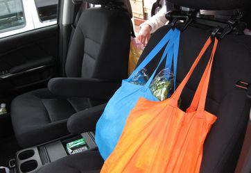 車の中に何を置いてる?