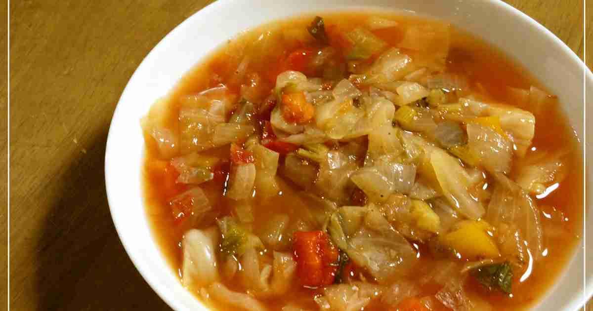 脂肪燃焼×デトックススープ(基本レシピ) by cotori♪ [クックパッド] 簡単おいしいみんなのレシピが273万品