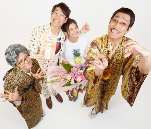 古坂大魔王が結婚!15歳年下タレント・安枝瞳と…ピコ太郎ブレイク前から交際