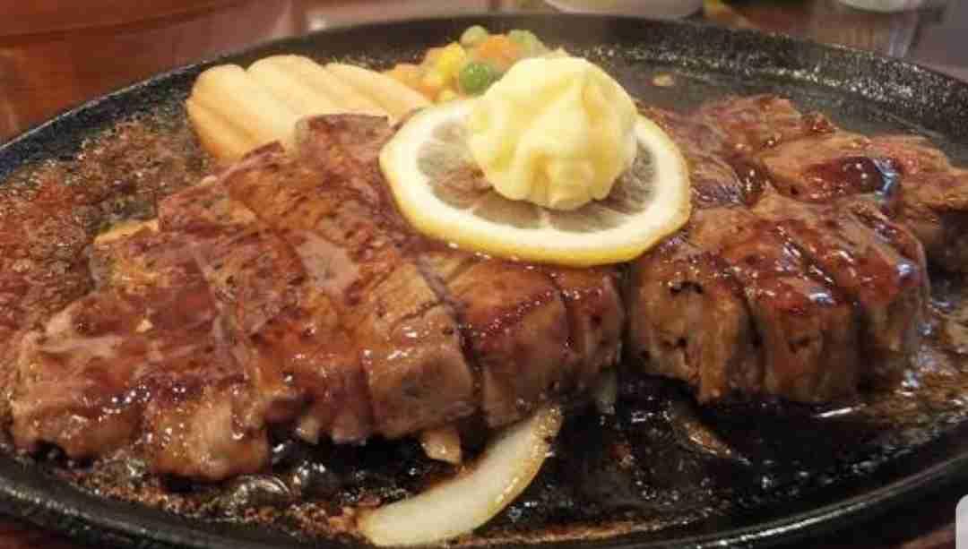 ステーキが好き