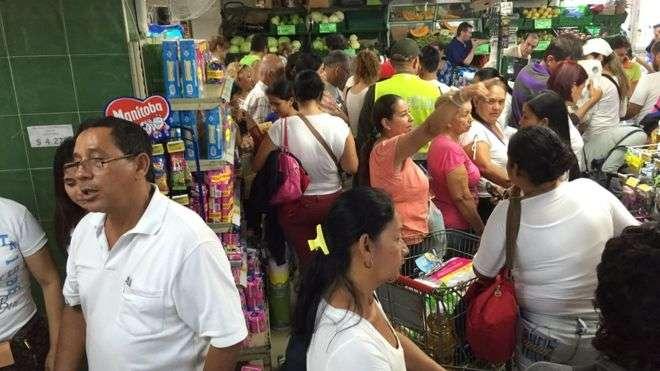 何でも南米ニュース!食料を求めてベネズエラ人がコロンビアへ渡る - 南米ニュース