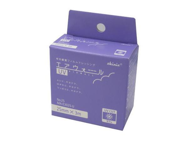 【楽天市場】skinix エアウォールUV No.25 25mmx3m MA-E3025-U 共和:MeReCare-y(メリケア)楽天市場店
