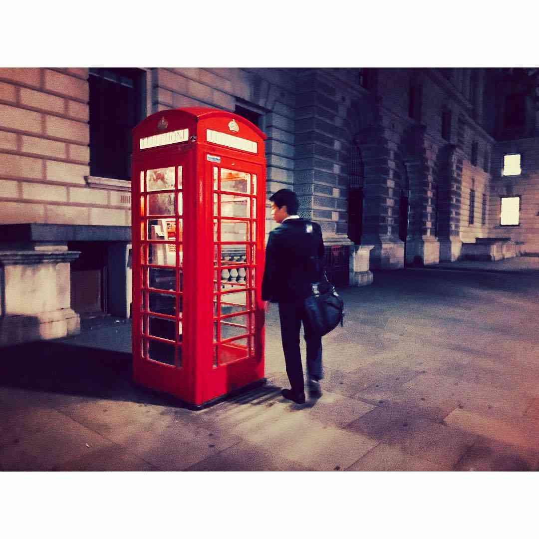 紗栄子、ロンドンで