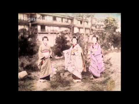 昔の美しい日本人女性 Beautiful old Japanese woman - YouTube