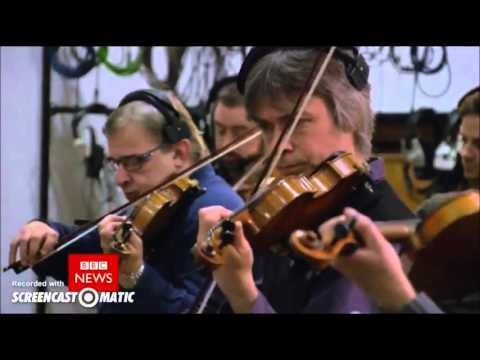 BBC News Orchestra Countdown 25/12/15 18:00 - YouTube