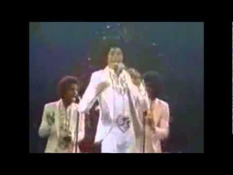 Michael Jackson - The Jackson 5 - Live - 1975 Part 1 - YouTube