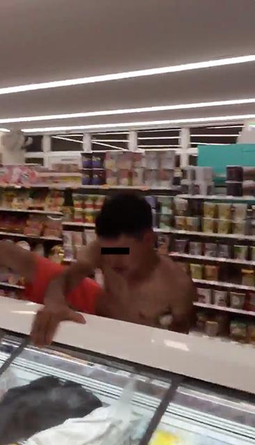コンビニ冷凍庫に侵入疑い、沖縄 動画投稿、4少年書類送検
