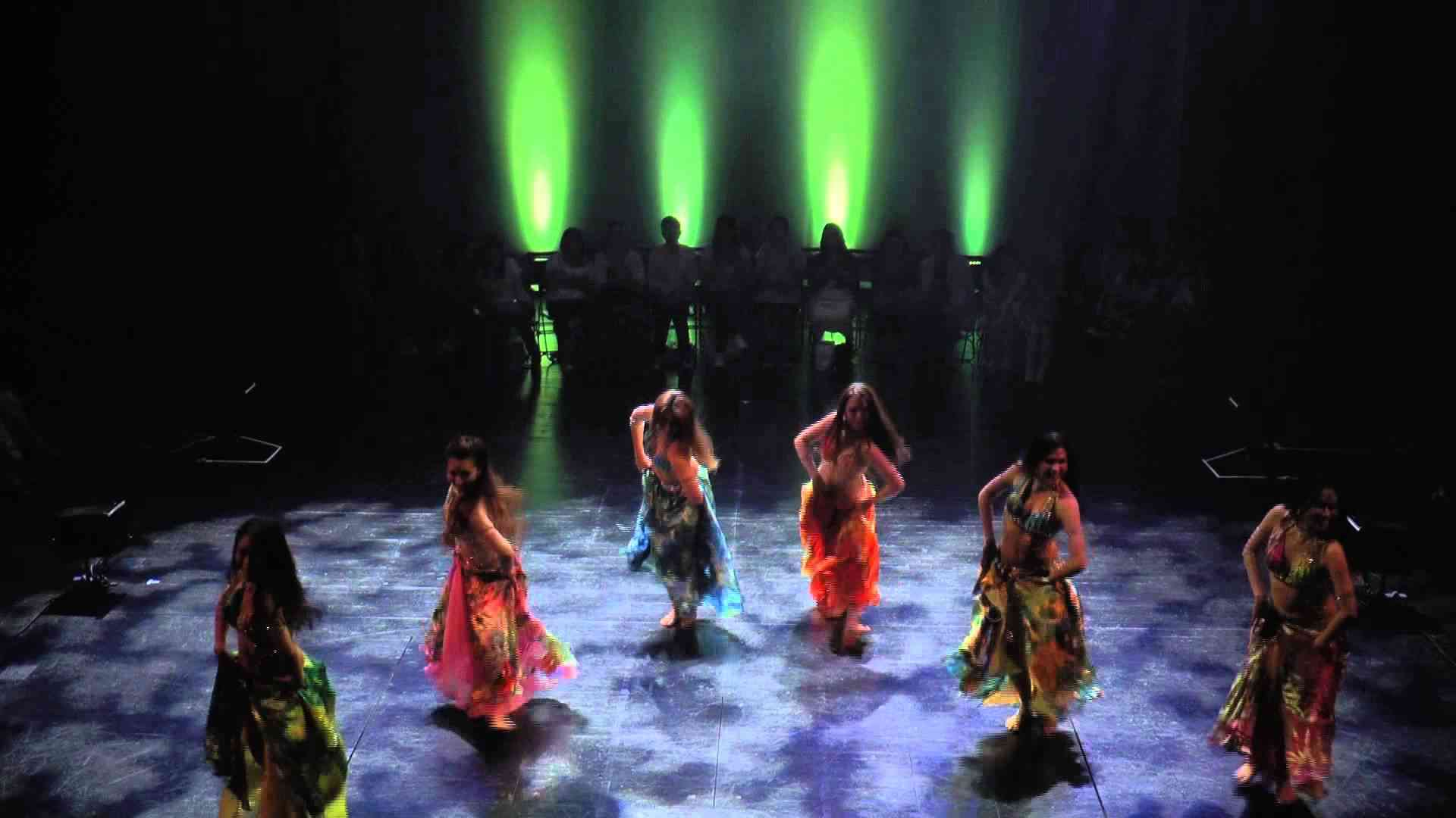 Sahara Layla : BellyDance Festival&Competition-TheONE- ShowCase - YouTube