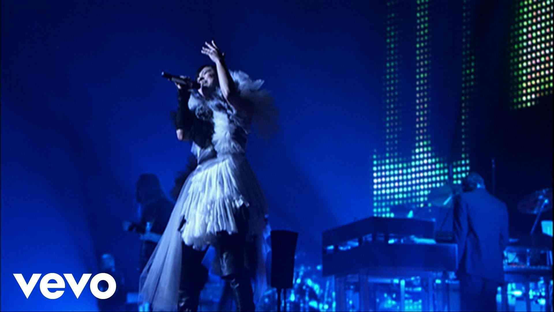 宇多田ヒカル - This Is Love (Live Ver.) - YouTube