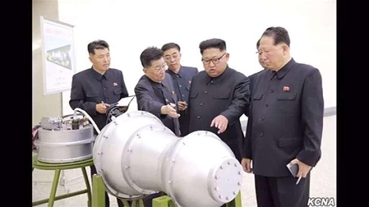 北朝鮮「ICBMに搭載する水爆を新たに製造」 TBS NEWS
