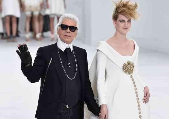 ファッション界の帝王カール・ラガーフェルドが認めた10人のモデル | FUKROO [フクロー]