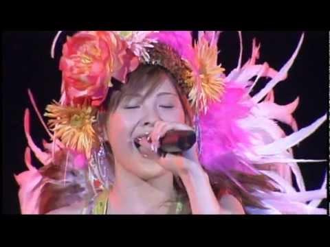 松浦亜弥 - The美学~桃色片想い~100回のKISS~LOVE涙色~ドッキドキ!LOVEメール - YouTube