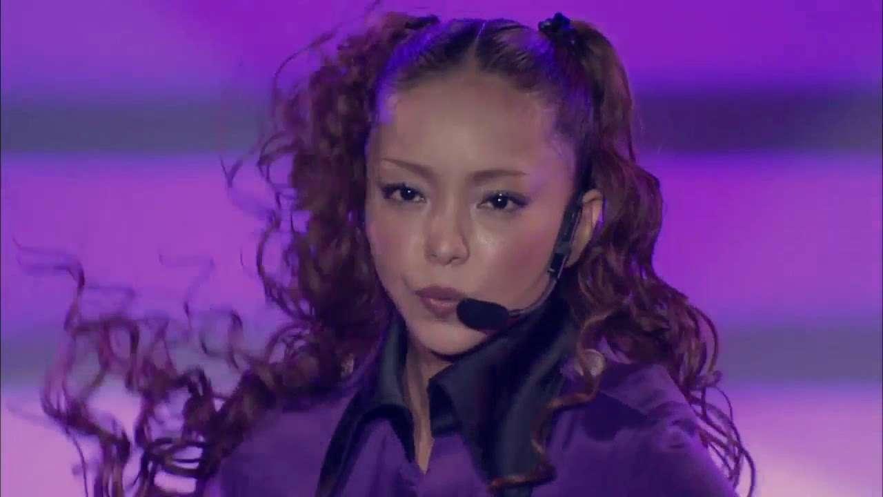 Violet Sauce / namie amuro BEST tour LIVE STYLE 2006 - YouTube