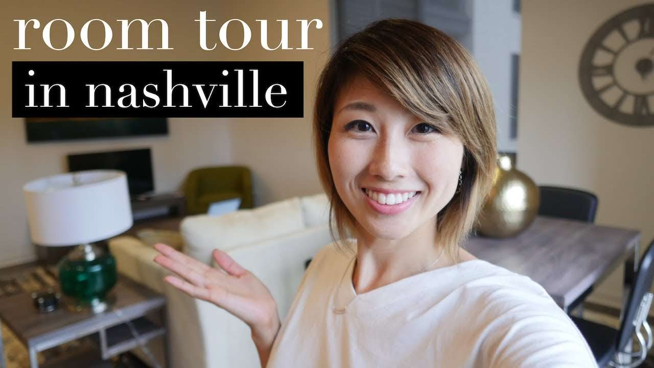LIVE) Nashvilleに到着!快適すぎる宿!We're in Nashville!〔#581〕【アメリカ横断の旅 07