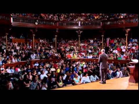 マイケルサンデル ハーバード白熱教室 P1(日本語訳) - YouTube