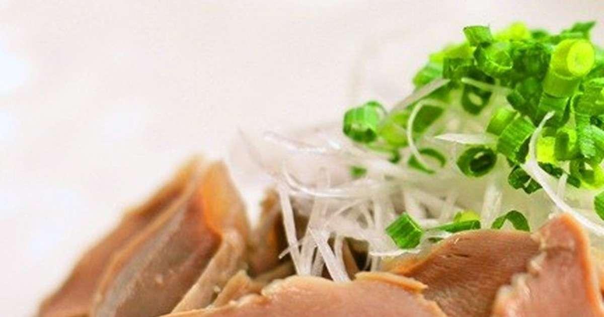 絶品!砂肝ハム by クッキングSパパ 【クックパッド】 簡単おいしいみんなのレシピが274万品