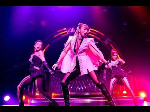 倖田來未/KODA KUMI LIVE TOUR 2016 ~Best Single Collection~【全曲Digest】 - YouTube