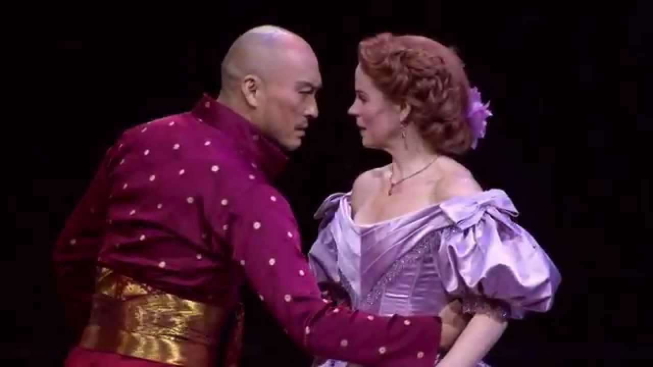 THE KING AND I television commercial - YouTube