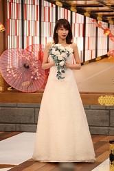 カトパン、ウエディングドレス姿を披露 結婚「急ぎたい」― スポニチ Sponichi Annex 芸能