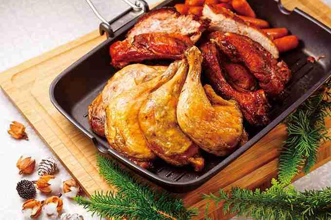 イケアでスウェーデン式クリスマスビュッフェ「ユールボード」ローストビーフやキャビア食べ放題 - 写真3枚目 | ファッションプレス