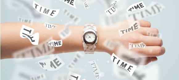 時間を守らない人
