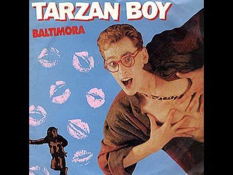 Baltimora - Tarzan boy - 80's lyrics - YouTube