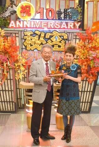 みのもんた『ケンミンSHOW』10周年で感謝「終生、忘れられない番組』