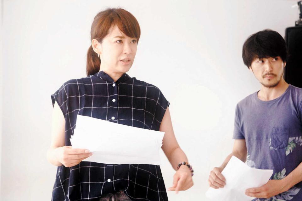 鈴木砂羽 舞台初演出!主演とのW大役 「作り手側にも興味」