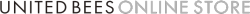 UNITED-BEES 10月始まり B6マンスリー ブラック (T181-BMS-01) 【メール便可】