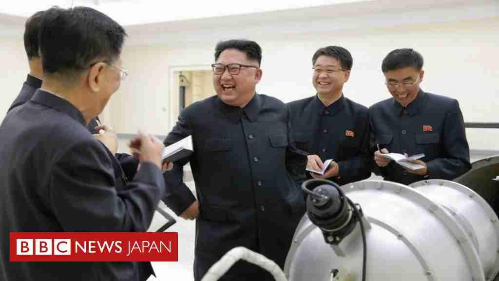 米国防長官、北朝鮮に「巨大な軍事行動」を警告 - BBCニュース