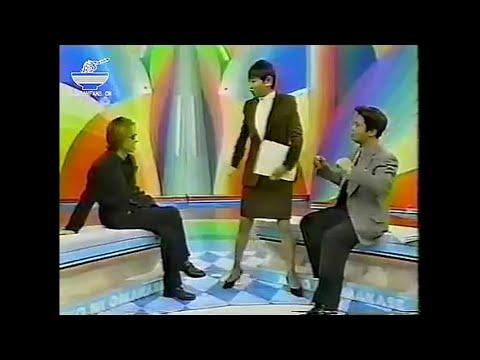 YOSHIKI vs 和田アキ子 1995 - YouTube