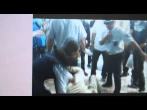 新宿事件の重要部分!3分25:桜井先頭にザイトクが老人に集団暴行!..mpg - YouTube