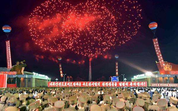 """【北朝鮮核実験】建国記念日、国連制裁強化の動きに反発した""""奇襲""""挑発を警戒 - 産経ニュース"""