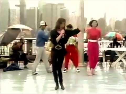 Laura Branigan - Self Control - All Night Fuji (1984) - YouTube