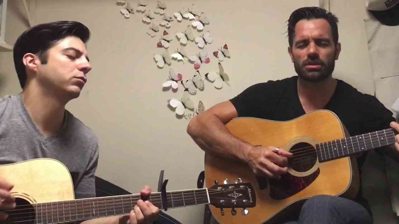 How to Save A Life - Ramin Karimloo (The Fray - cover) - YouTube