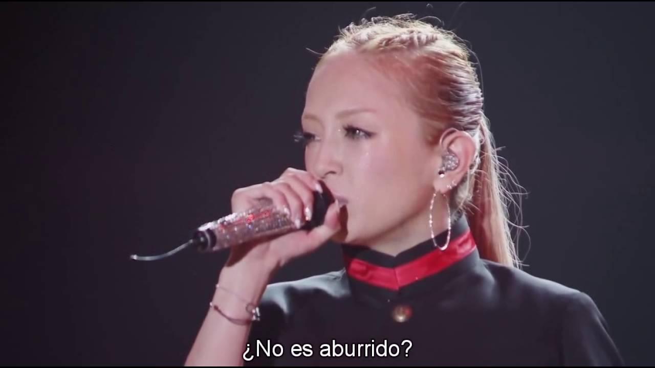 [Cover] Ayumi Hamasaki - One Night Carnival | feat Kishidan | (Sub español) - YouTube