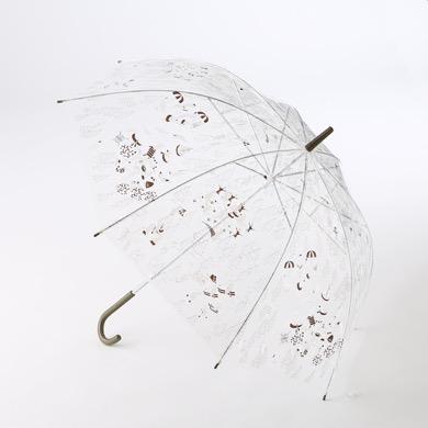 雨傘のこだわり。
