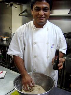 チャパティの作り方 | インド人シェフのブログ