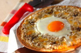 卵をのせると美味しくなるもの