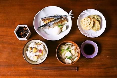 【画像】秋の食卓