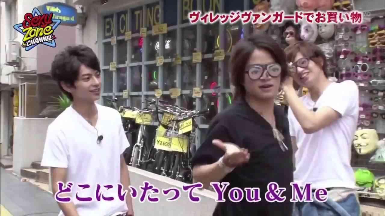 菊池風磨と中島健人がキチガイすぎるwwwwwwwwwww - YouTube