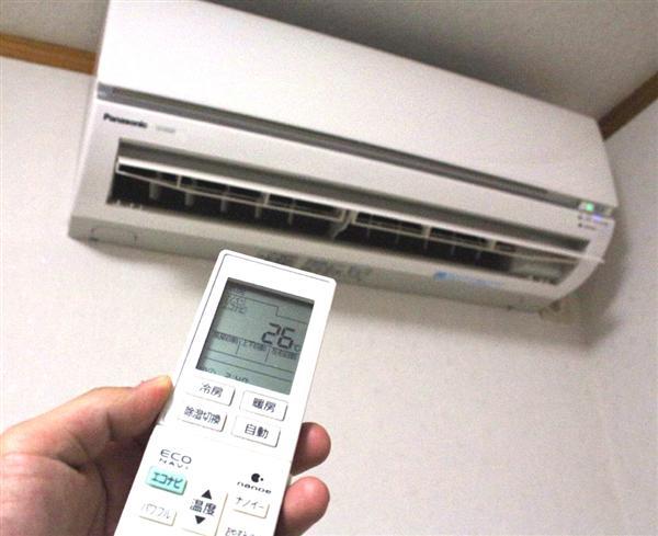 「つけっぱなしが得」は30分まで!エアコン・扇風機の新常識、築10年のマンションで実証実験